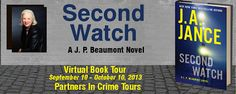 Book Review: Second Watch by J. A. Jance + Giveaway