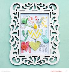 Mother's Day frame @Studio_Calico - Paige Evans