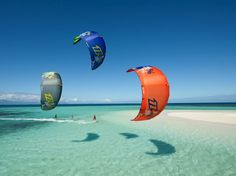 NEW 2019 Kitesurf flat water, wave and strapless camps to Dakhla with Kirsty Jones, UK Pro Kitesurf and yoga coach and world wave champion. Kitesurfing, Mauritius Island, Sup Surf, Water Photography, Yoga Retreat, Beach Hotels, Art Plastique, Resort Spa, Golf Courses