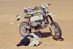 BMW R100 Hubert Auriol - Paris Dakar 1983