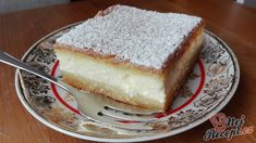 Vanilla Cake, Cheesecake, Pizza, Sweets, Desserts, Food, Pastries, Drinks, Cake Ideas