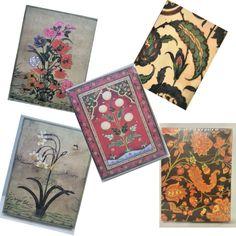Cards Envelopes Botanica Series Designer Alexander Hendry 12pc 19th Century Art #Agraphic