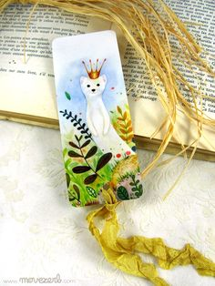 La petite reine - Laminated bookmark