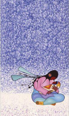 Cecil Youngfox Joyous Motherhood Microfibre Towel