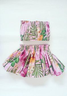 Luau Outfits, Skirt Outfits, Boy Outfits, Flower Girls, Flower Girl Dresses, Hula Skirt, Luau Theme, Tropical Colors, 8th Birthday