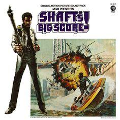 Shaft's Big Score, 1972