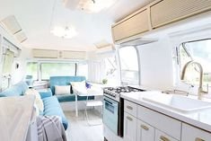 Simply Chic - 15 Airstreams From Pinterest We Want To Take On A Road Trip - Photos