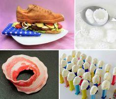 Futuristic Food: Edible Wonders of the 3D-Printed Revolution   via Web Urbanist