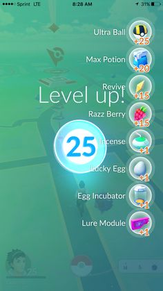 Level Rewards and Unlockable Items - Pokemon GO: Every level your trainer gains in Pokemon Go will result in Level Rewards and Unlockable Items that change based on the trainer's current level. This...