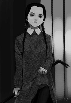 #Wednesday Addams