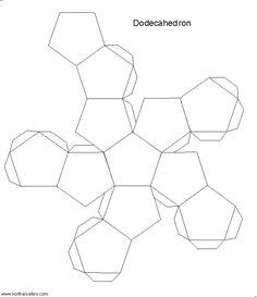 Moldes De Caixinhas Em Formas Geom Tricas Coloring