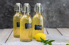 Mátovo-meduňkový sirup – sladkavanilka.cz Home Canning, Cocktails, Drinks, Hot Sauce Bottles, Food Inspiration, Food To Make, Detox, Herbalism, Food And Drink
