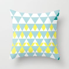 Throw Pillow, Modern Style, Scandinavian Style Pillows by Twiggs Designs