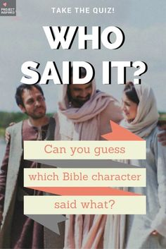 Game show questions can be pretty hard, but these people weren't thinking at all when they gave their answers. This Bible Verse Trivia just happens to have a few words