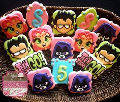 Are you gearing up for a Teen Titans Go birthday party or need tips on how to plan one? Calling all Teen Titans Go fans! We've rounded up 19 awesome ideas! From custom Teen Titans birthday invitations to a felt Teen Titans Go mask and a killer Beast Boy T 9th Birthday Parties, 8th Birthday, Birthday Ideas, Teen Titans Go, Kids Party Themes, Birthday Party Decorations, Party Ideas, Diy Birthday Invitations, Paw Patrol Birthday