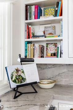 Ivory Lane Kitchen + Designed by Alice Lane Home #kitchen #homedecor #cooking