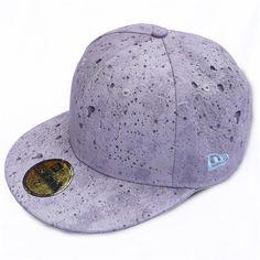 4b8f08da24f Concrete Print New Era 59FIFTY Baseball Cap (Grey on Grey) New Era 59fifty