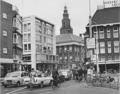 Tussen Beide Markten Groningen (jaartal: 1970 tot 1980) - Foto's SERC