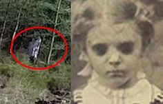 The black-eyed girl is not an urban legend anymore...