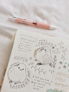 lil birb doodles :'-) (ig: lostlxmb)