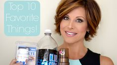 The video reviews my top 10 favorite products of the moment. My reviews go from natural teeth whitening to lipstick to my favorite DIY jewelry cleaning techn...
