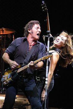 Patti and Bruce