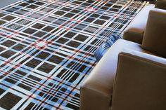 Designerteppich der Darya Collection