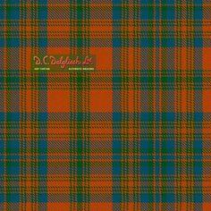 Matheson Lochcarron - Ancient Colours
