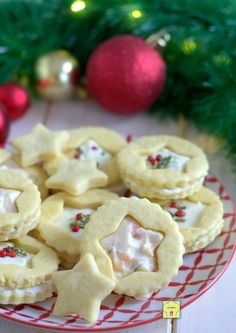 Star Cookies, Biscuit Cookies, Appetizer Recipes, Appetizers, Savoury Biscuits, Romanian Food, Salty Cake, Xmas Food, Antipasto