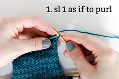 Tips & Tricks for Turning the Heel