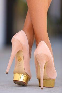 I love heels! charlotte olympia