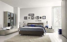 Scegliere colore pareti camera da letto   tendenze casa