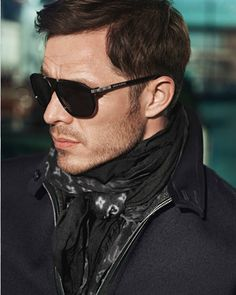 loving these louis vuitton damier sunglasses. f/w 2011 mens fashion accessories style