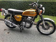 eBay: Honda CB750 1976 K6 Honda Motorbikes, Honda Motorcycles, Honda 750, Cb750, Classic Bikes, Vintage Bikes, Vehicles, 1970s, Wheels
