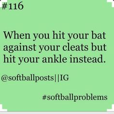 I have done this so many times and I just want to scream but I have to hold it in so I just play it cool. LOL!