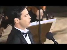 O sole mio (live) - Mario Frangoulis - YouTube