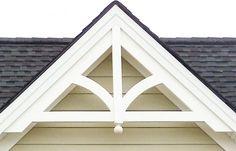 design ideas for gable end exteriors - Google Search