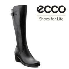 Cizme elegante modele office pentru toamna iarna de la ECCO Shoes | TimeZ.ro cizme office
