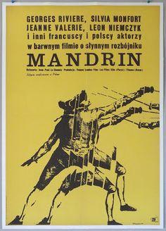 Mandrin, 1962 Polish Title: Mandrin Author: Jacek Neugebauer, 1965