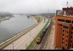 RailPictures.Net Photo: TCWR 2301 Twin Cities & Western Railroad EMD GP39-2 at Saint Paul, Minnesota by Bryant Kaden