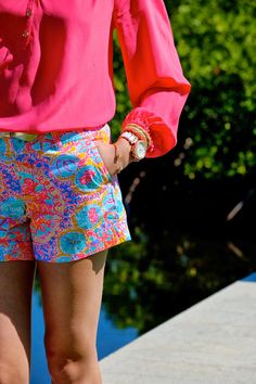 Sweet and Chic Prep - lots of Lilly Pulitzer!