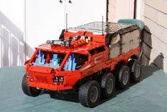 LEGO Centurion Mark IV 8x8x4