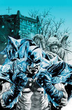 Batman, Lee Bermejo.