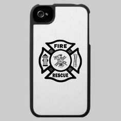 Fire Rescue Case For The Iphone 4