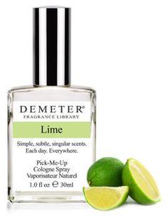 Lime Demeter Fragrance for women and men