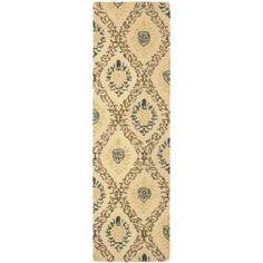 Handmade-Traditions-Beige-Wool-Runner-23-x-12/5216433/product.html?CID=214117 $119.99