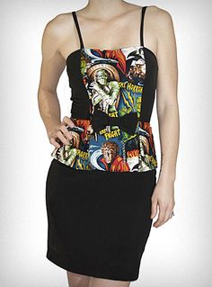 B-Movie Monster Mash Dress  $69.00
