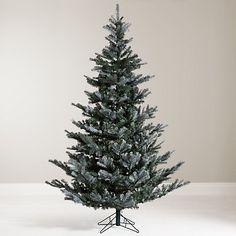 Buy John Lewis Helsinki 7ft Silver Forest Spruce Christmas Tree Online at johnlewis.com