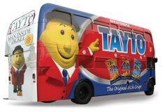 The Tayto Bus