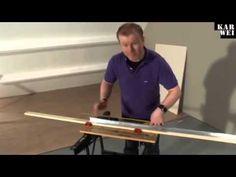 Klusadvies  Schuifdeurkast onder schuin dak maken - YouTube